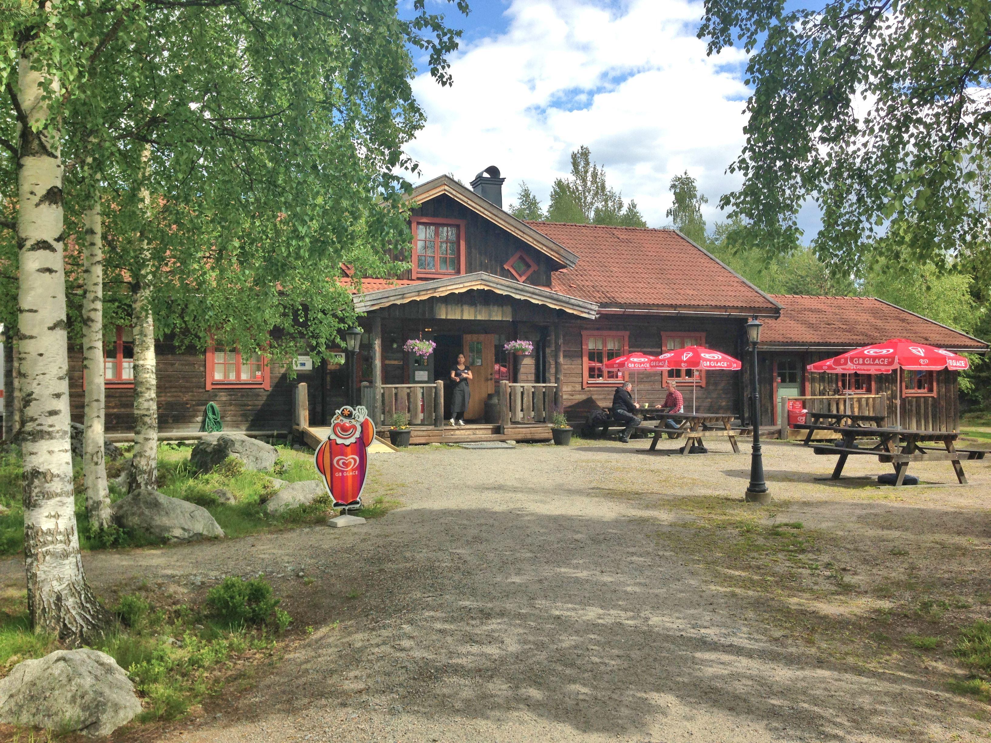 Ångersjöns Mat och Vildmarkscamping