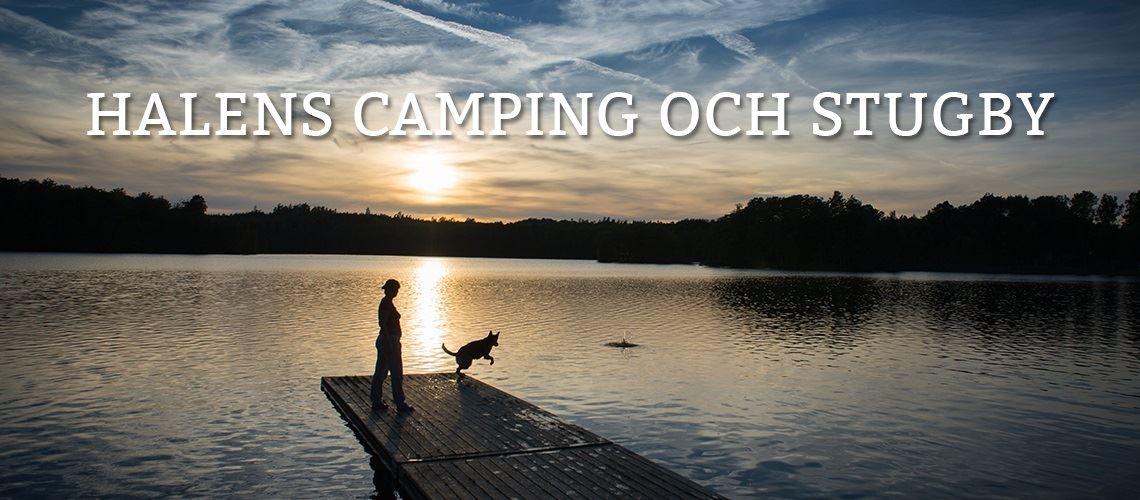 Halens camping - boka hela vandrarhemmet