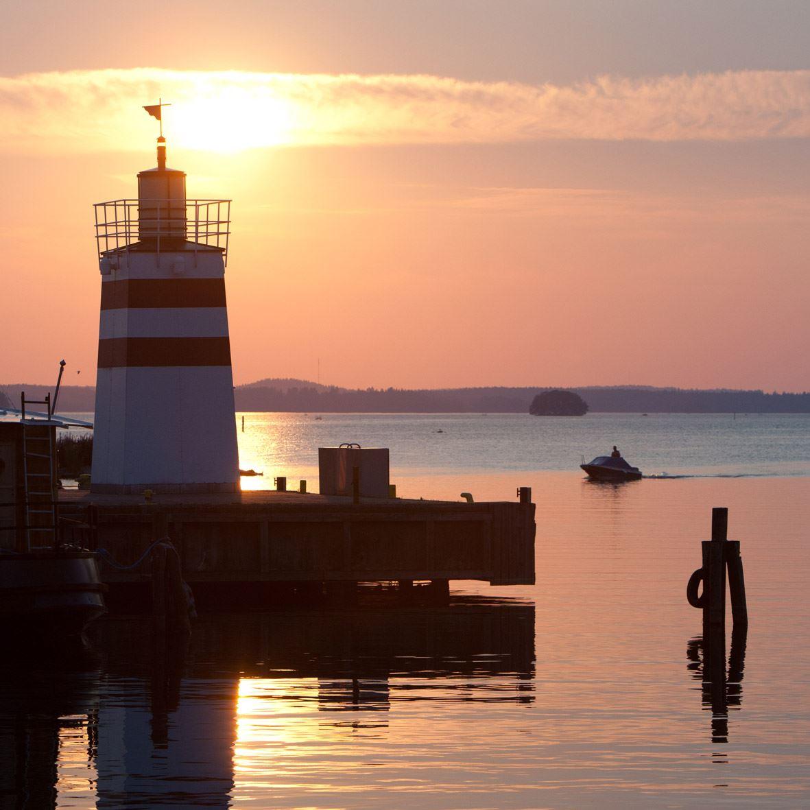 Vesijärven satama | Lahden satamakonttori