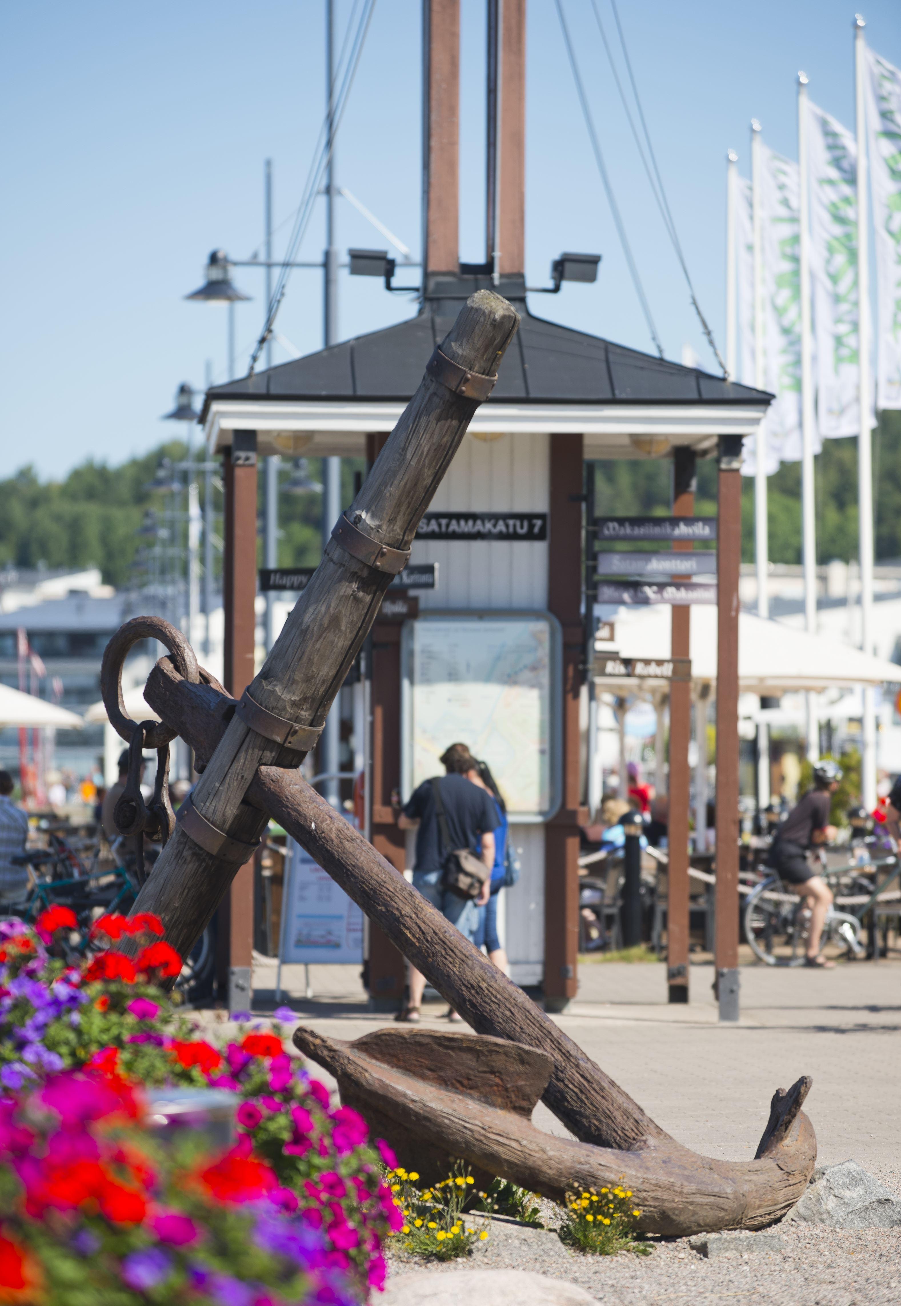 Lahden satamakonttori