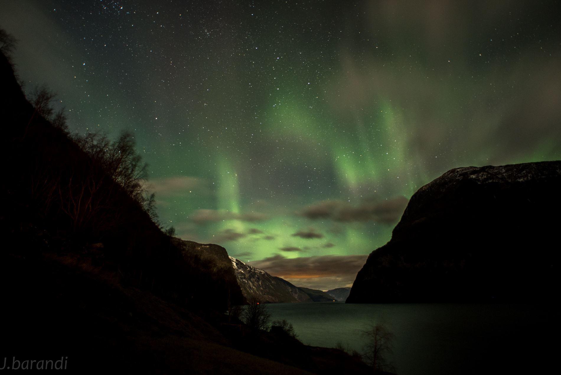 Josu Barandiaran, The Fjord Village Tour