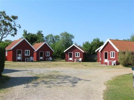 Kalundborg Camping hytter