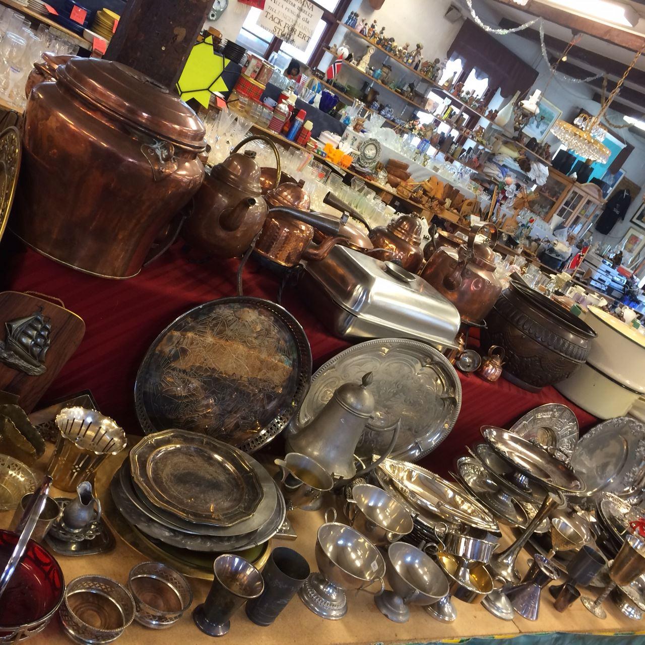 Flea market -