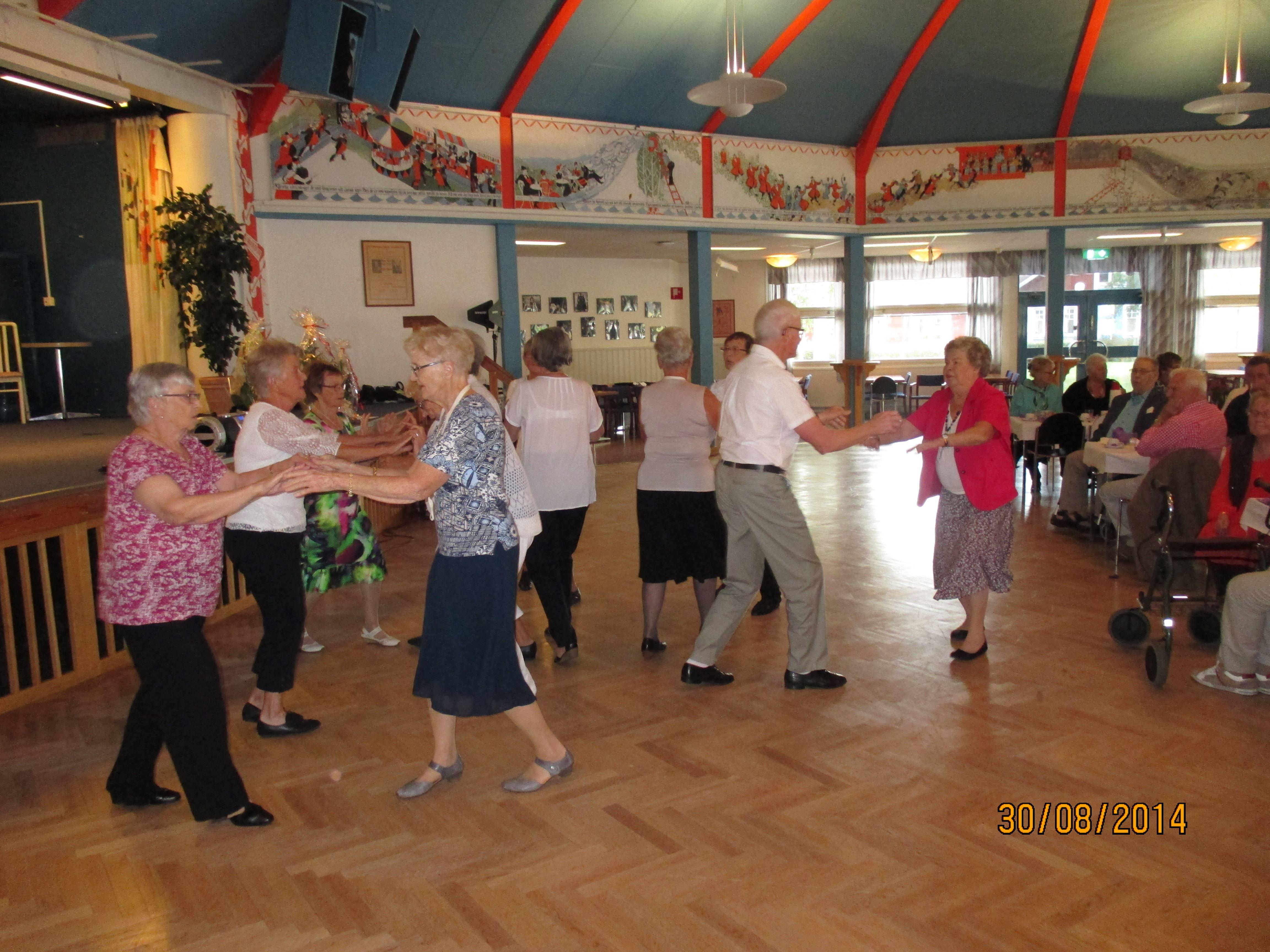 PRO Dans i Avestaparken