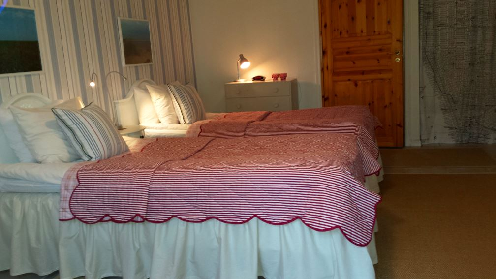 Monika Norman, Hagebo Bed & Breakfast