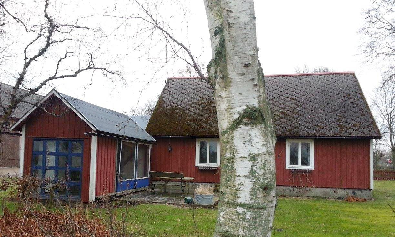 Foto: JK Kalman , Bo på lantgård utanför Mjöhult