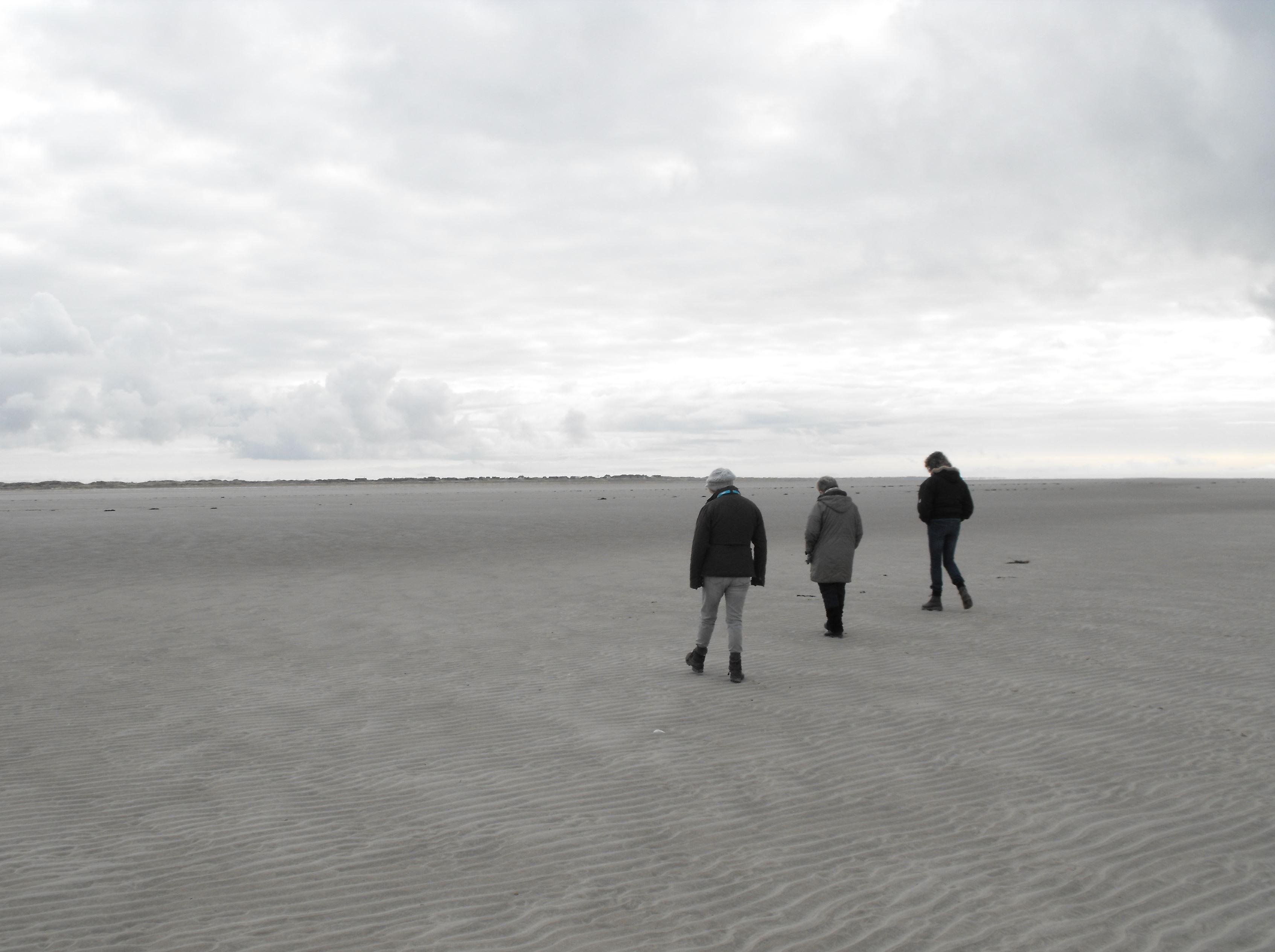 Søren Jessen Sand by Strandskaden