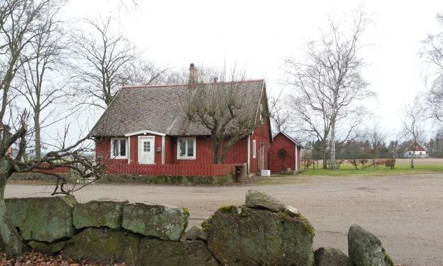 Bo på lantgård utanför Mjöhult