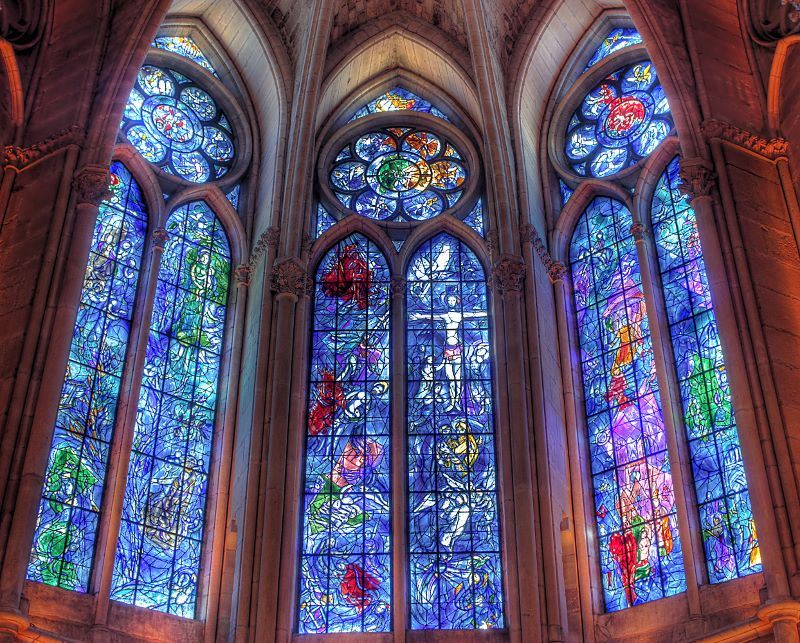 Notre-Dame de Reims, the Cathedral of Light
