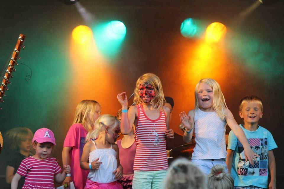 Fest og Event for ÆrøBørn