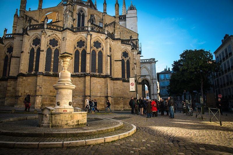 La cathédrale de Bayonne et ses merveilles