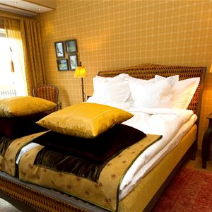 Double room at Eriksberg
