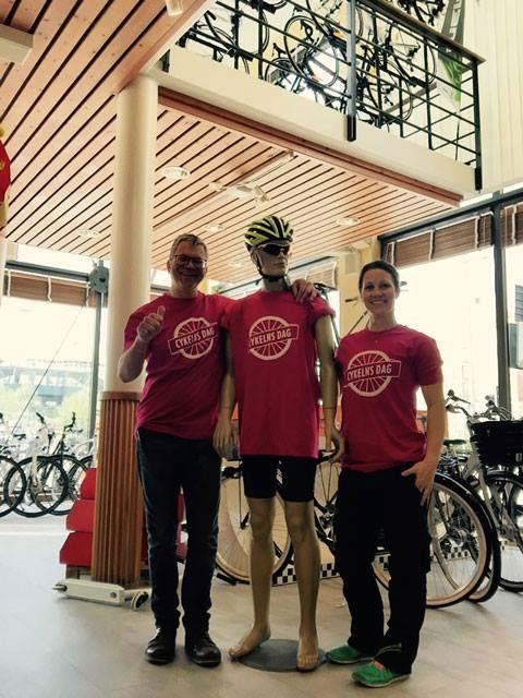 Cykeluthyrning Fribergs