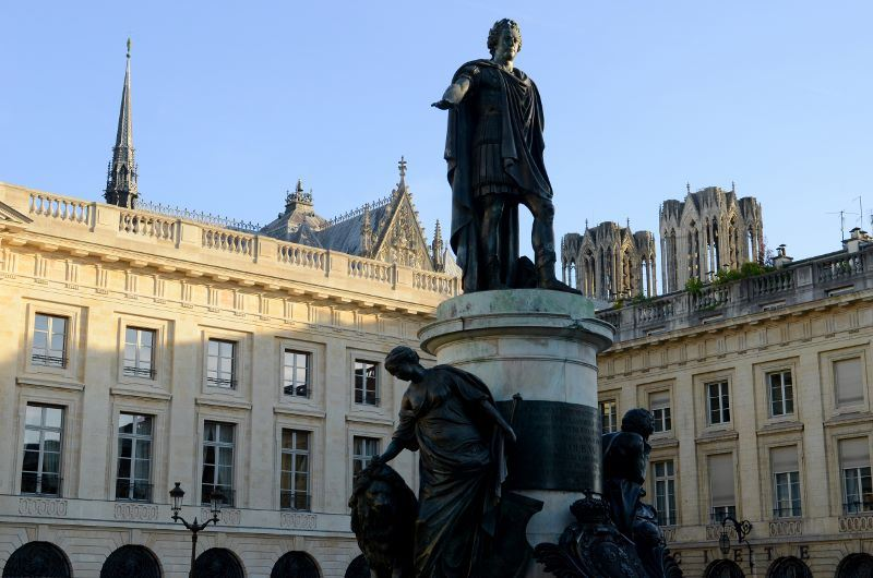 Reims in the Age of Enlightenment