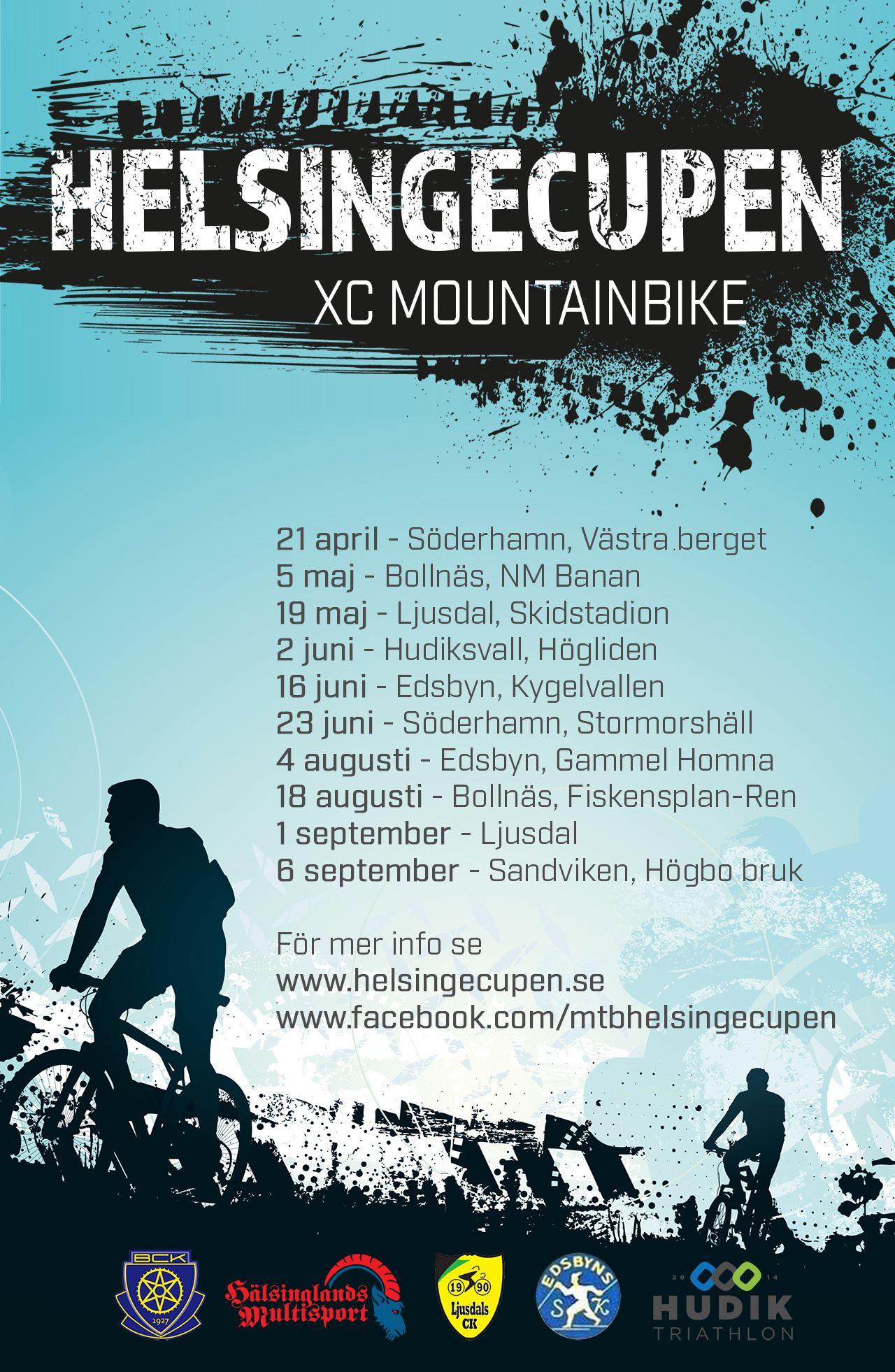 Helsingecupen XC Mtb