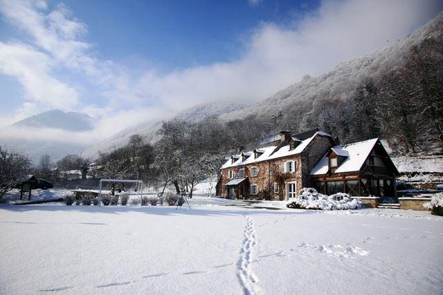 HPH15 - Hôtel de charme dans ancienne ferme de montagne