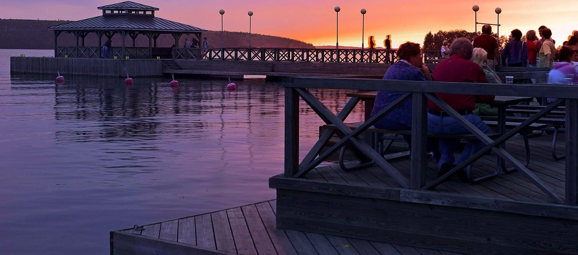 Mukkula harbour