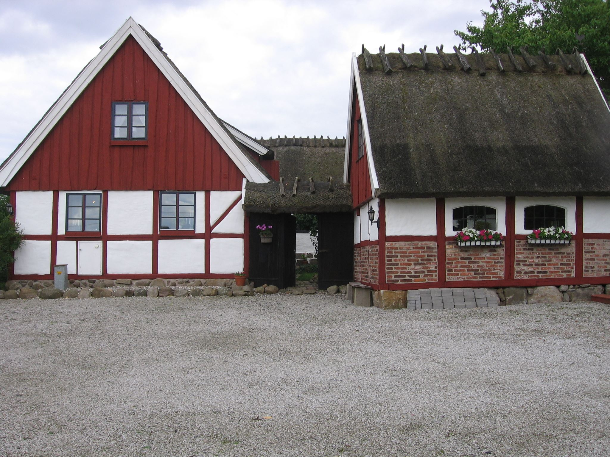 Café at Hannåsa Gård