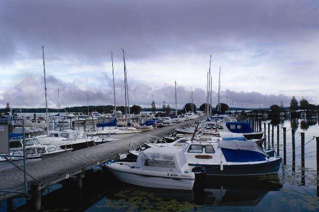 Messilä harbour