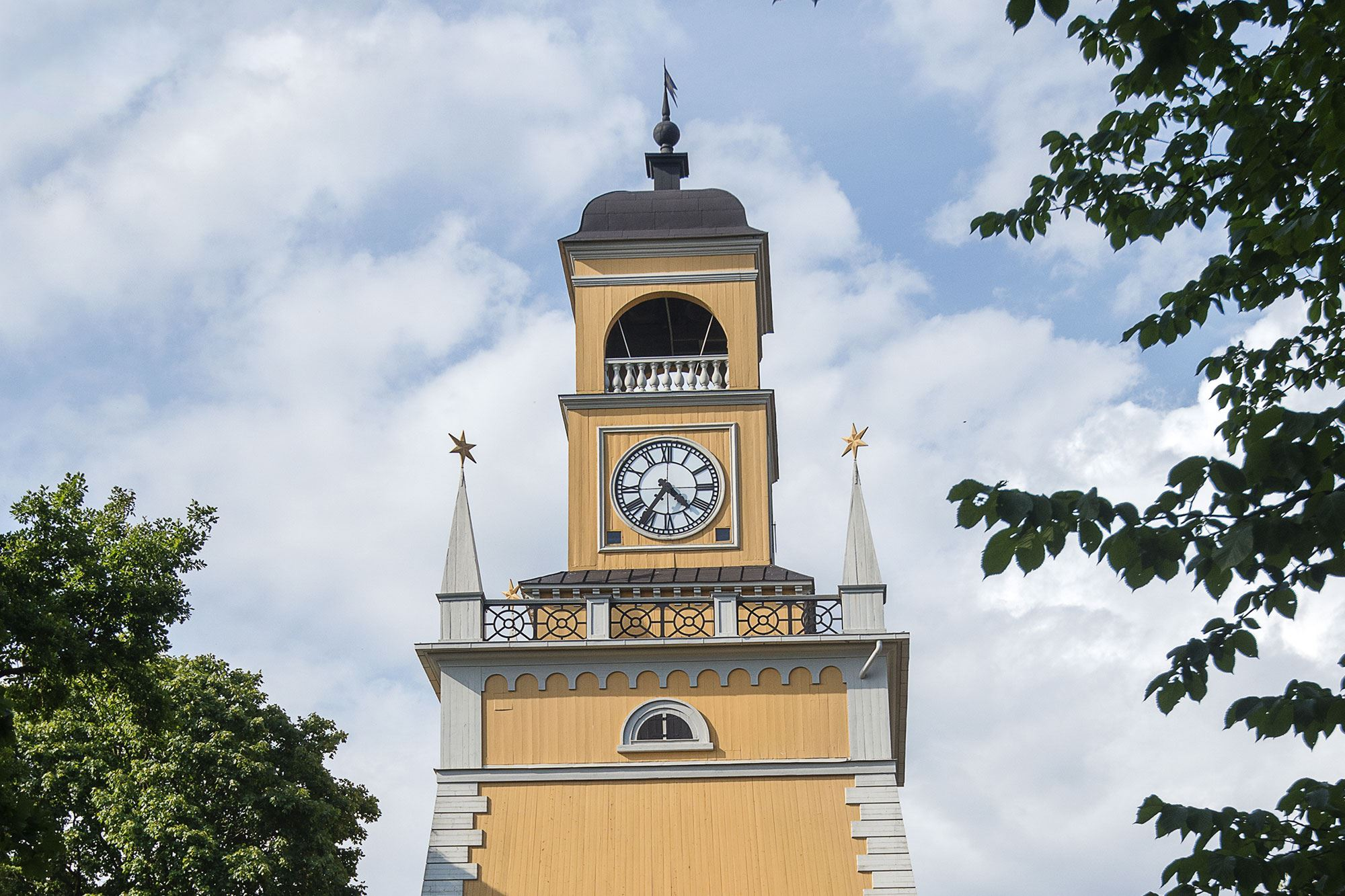 Guided tour - Karlskrona in 60 minutes in English