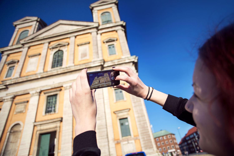 Guidad tur - Karlskrona på 60 minuter på svenska