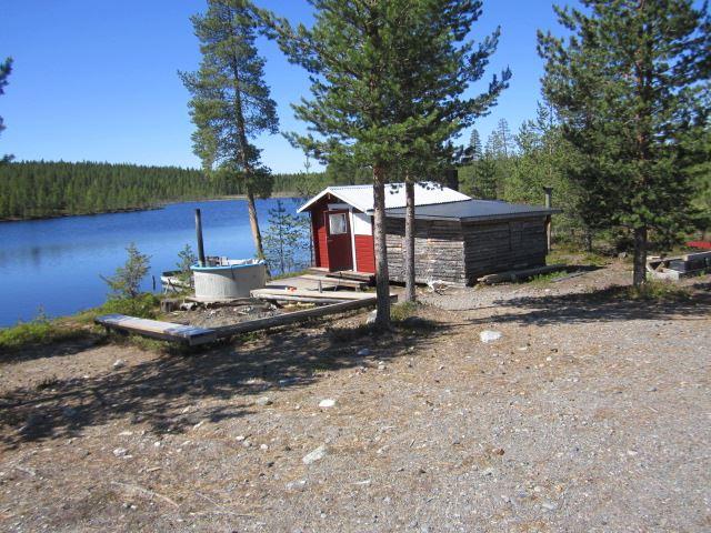 Kerstin Andersson,  © Malå kommun, Vildmarkscamp