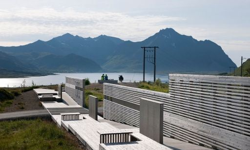 National Tourist Route Lofoten