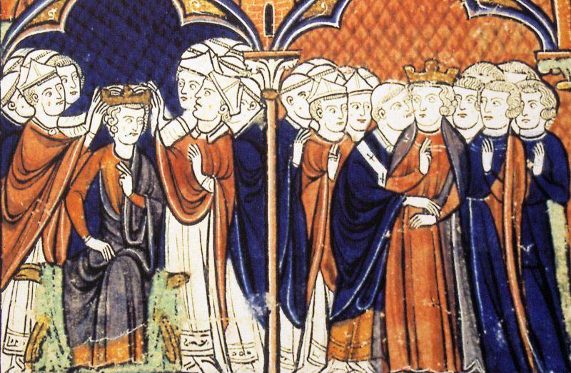Sur les pas des rois de France