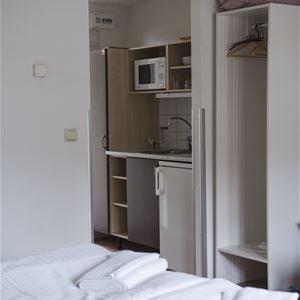 © Stf hotell och vandrarhem, STF Hotel & Gästehaus Skåne Tranås