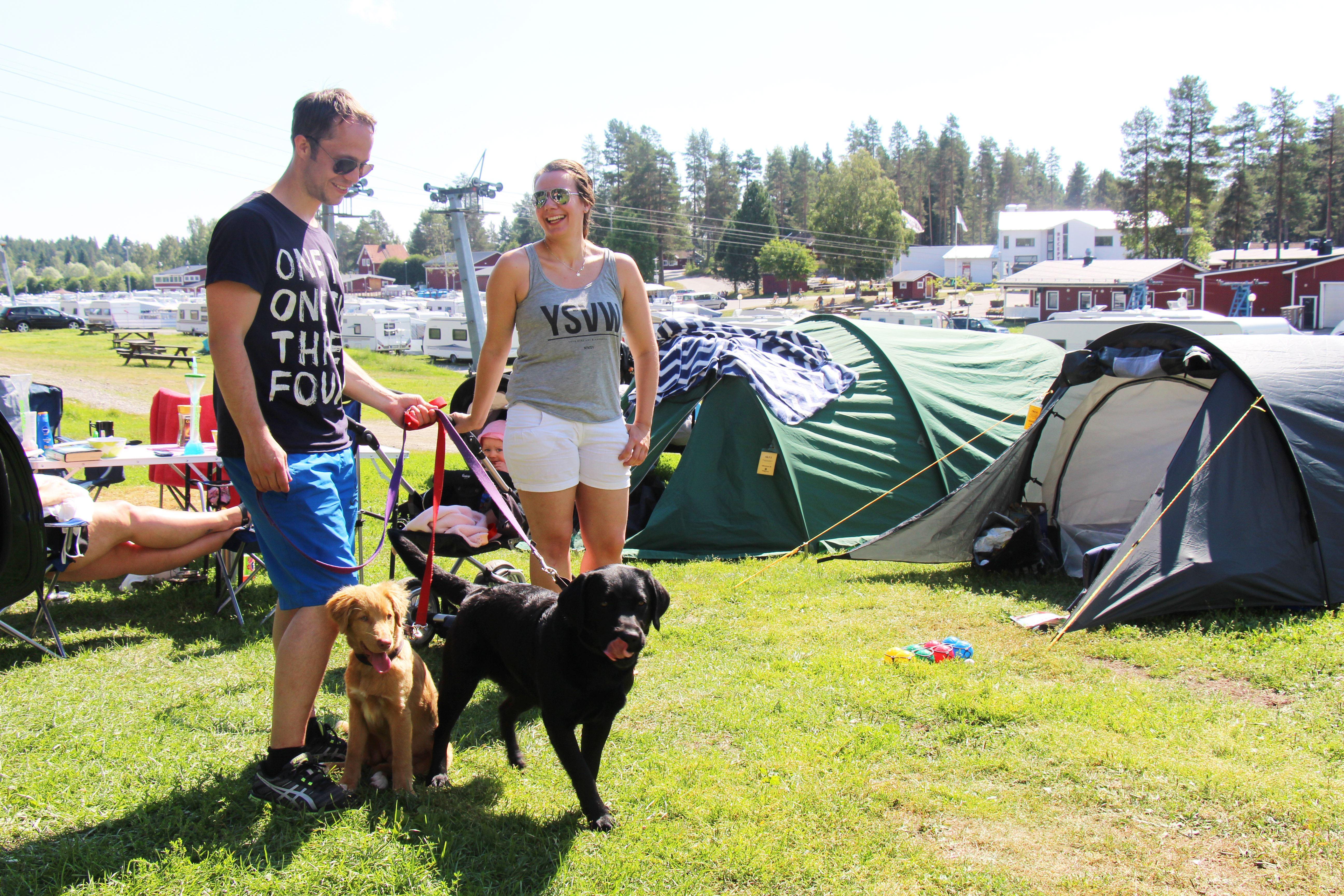 Skellefteå Camping/Stugor