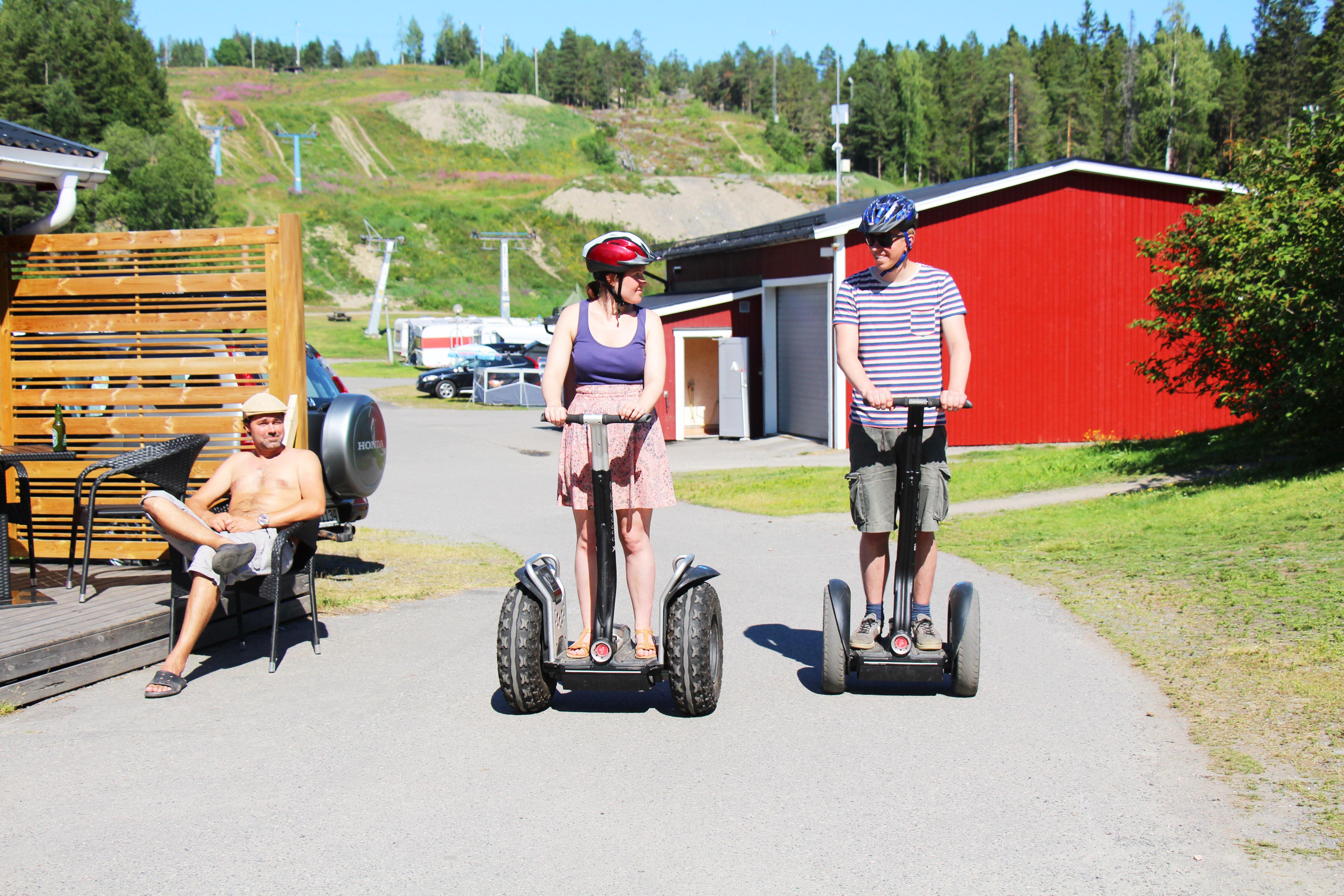 Skellefteå Camping/Hostel