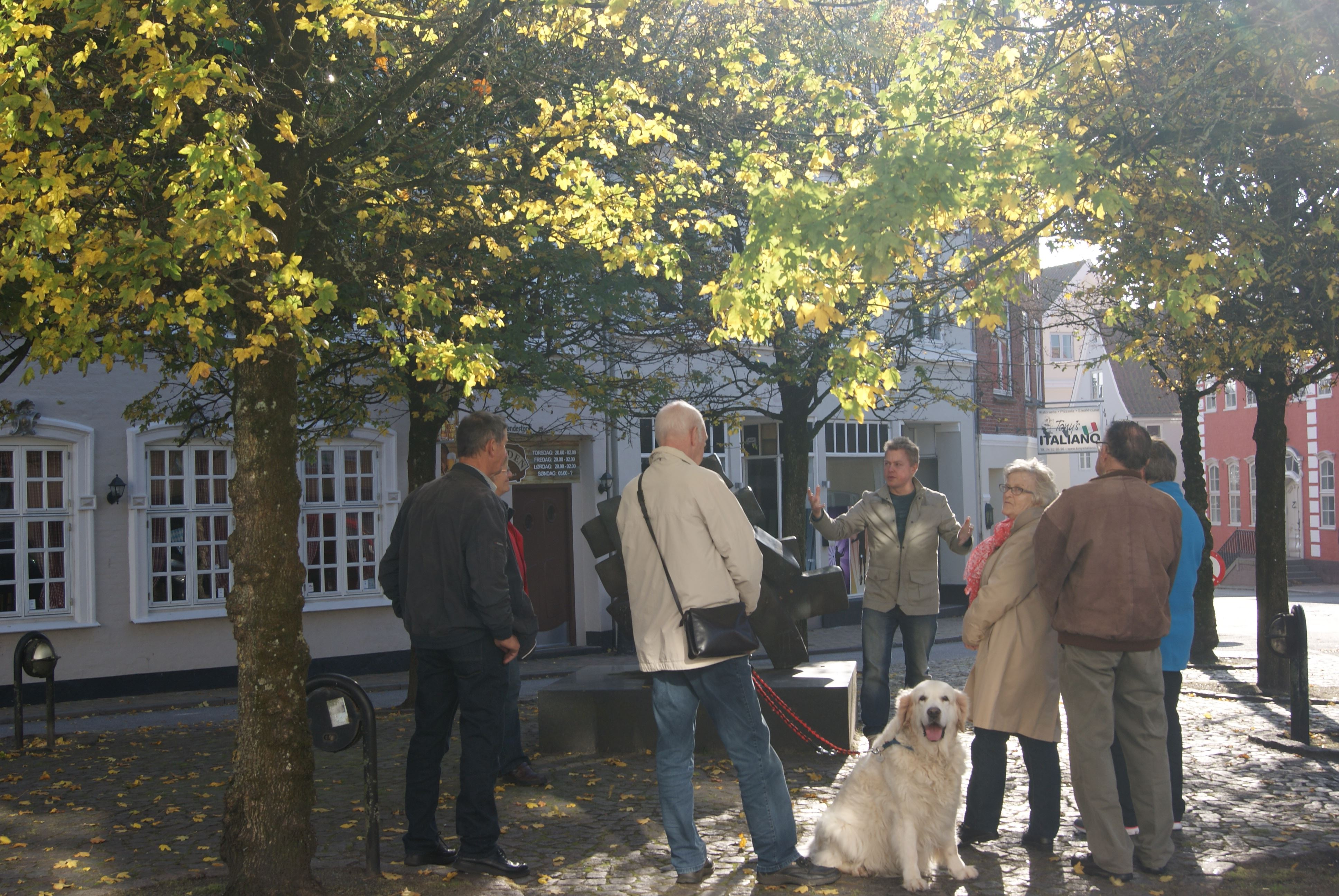 Guidet byvandring i Aabenraa