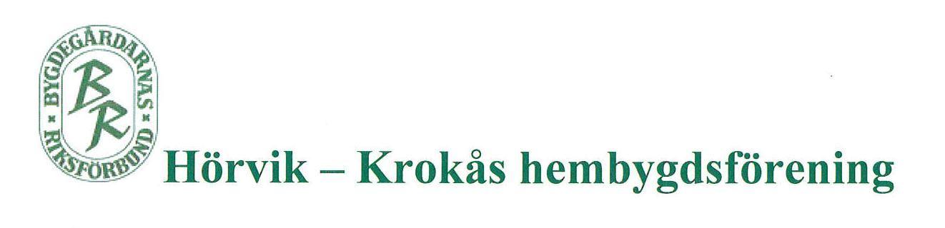 Bokcafé i Hörviks bygdegård