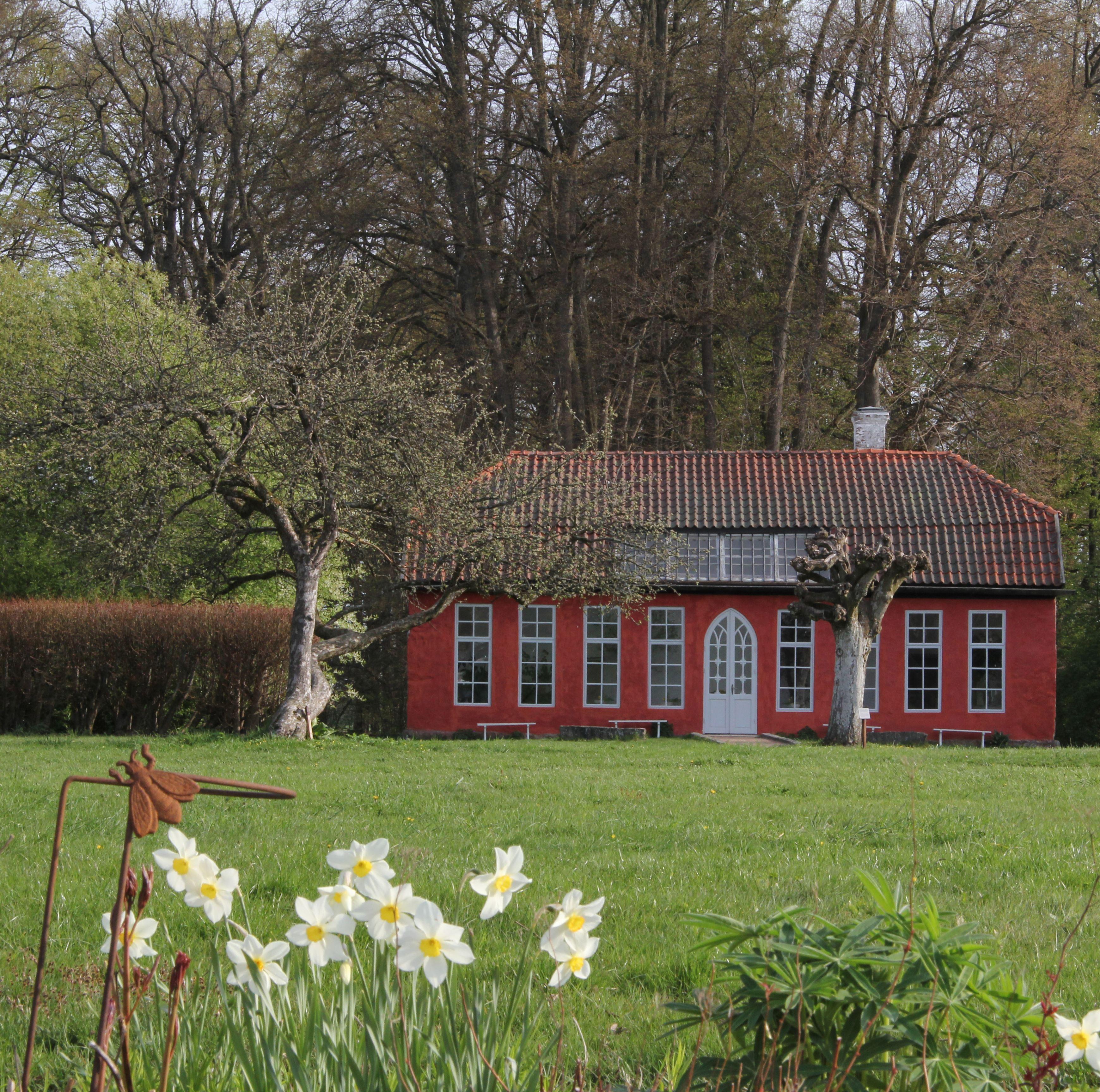 Foto Johan Enger, Våröppet på Hovdala