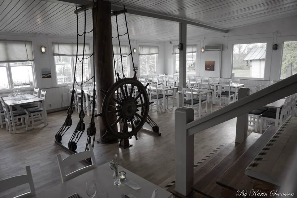 Schweizeriet - restaurangen på Karön