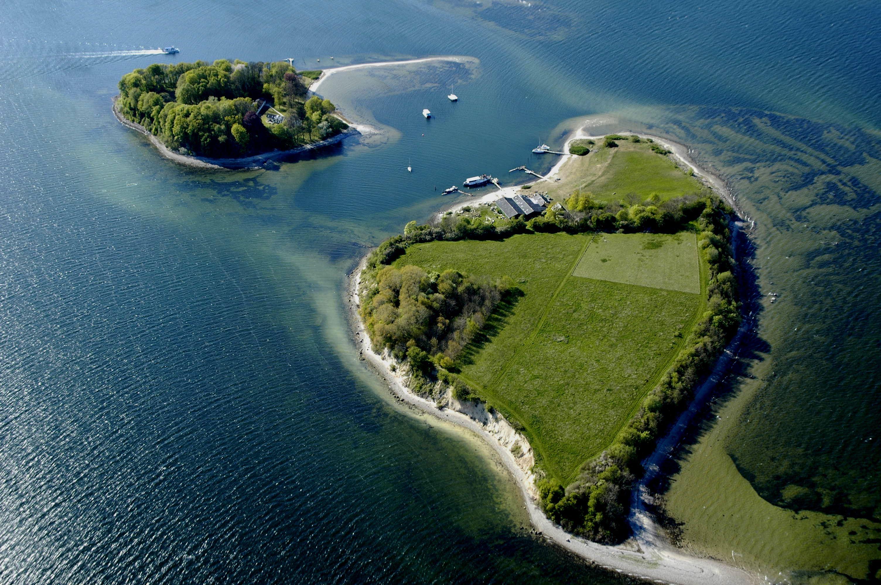 Sønderhav og Gendarmstien