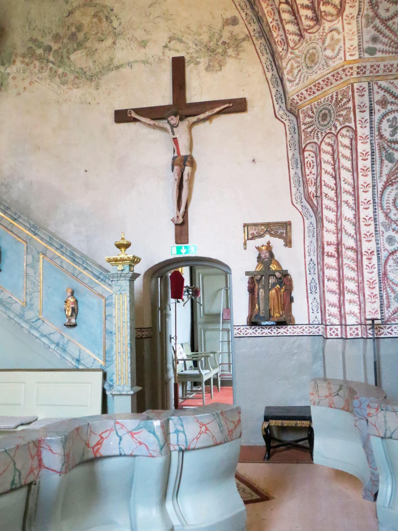 © Ådalsbygdens pastorat, Torsåkers kyrka