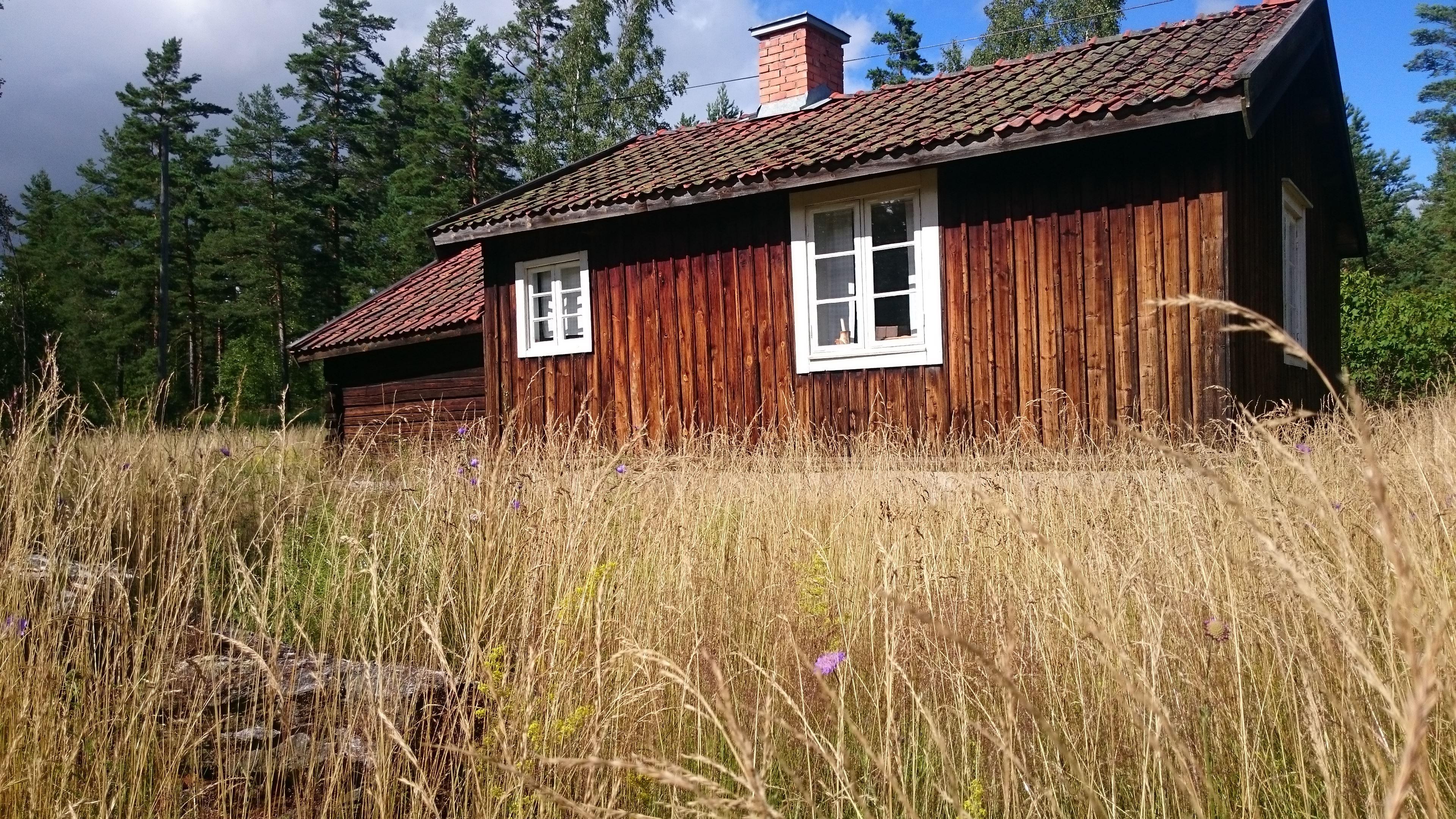 Annicka Gunnarsson, Lättstugan Ishult