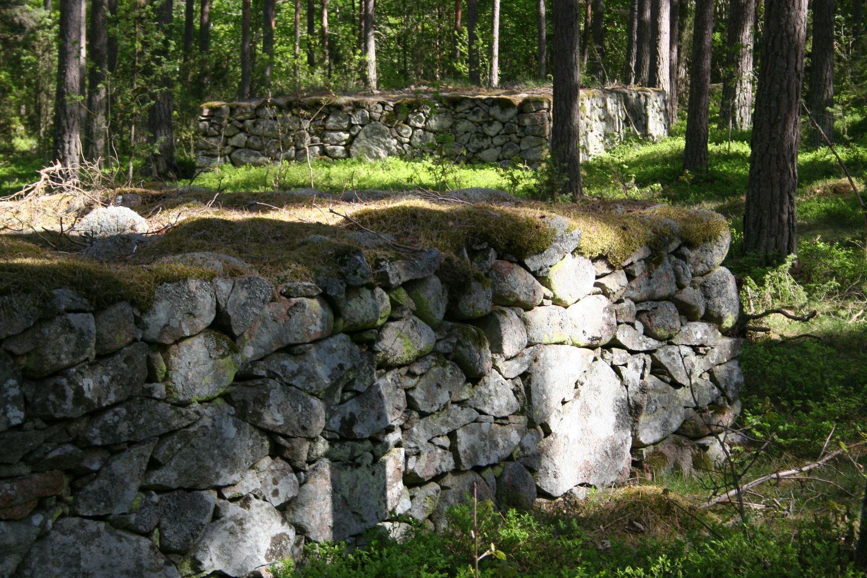 Mårten Stenberg, The Hunger Cairns in Hägerrum