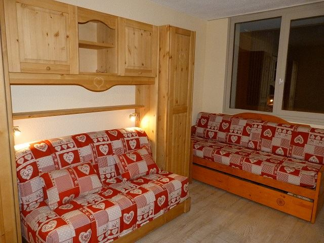 Studio + cabin 4 Pers ski-in ski-out / BOEDETTE A 510