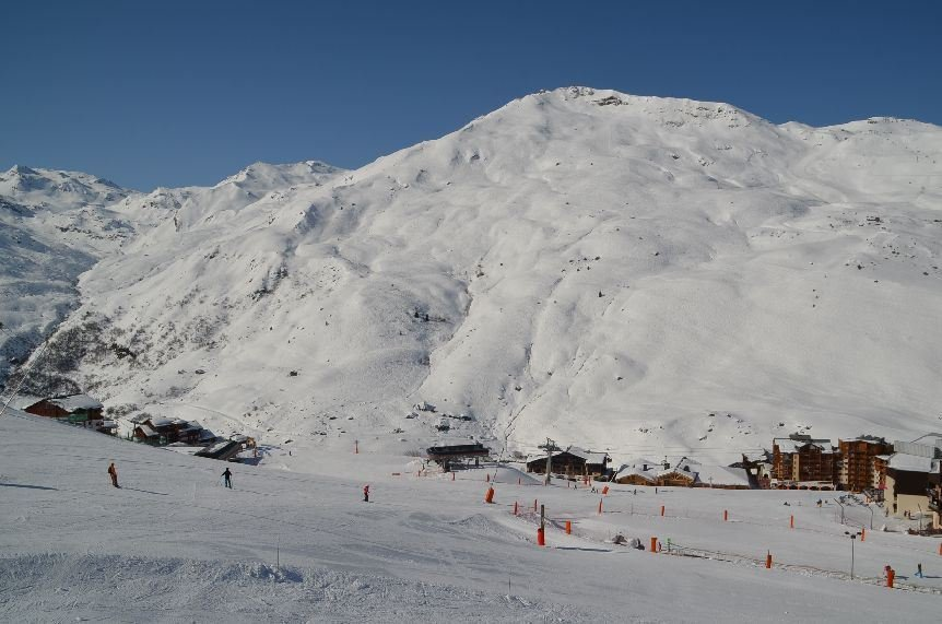 5 Rooms 8 Pers ski-in ski out / BOSSON 401