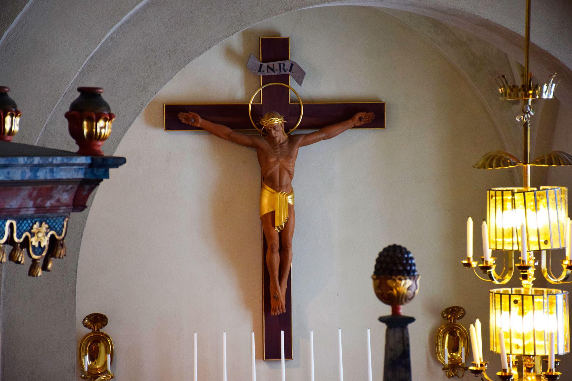 © Ådalsbygdens pastorat, Dals kyrka