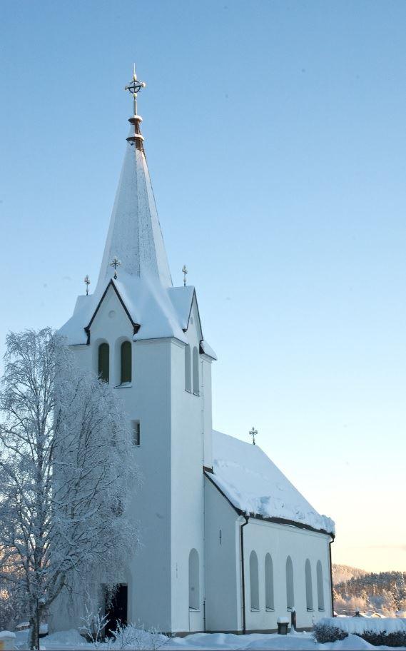 © Kramfors kommun, Dals kyrka