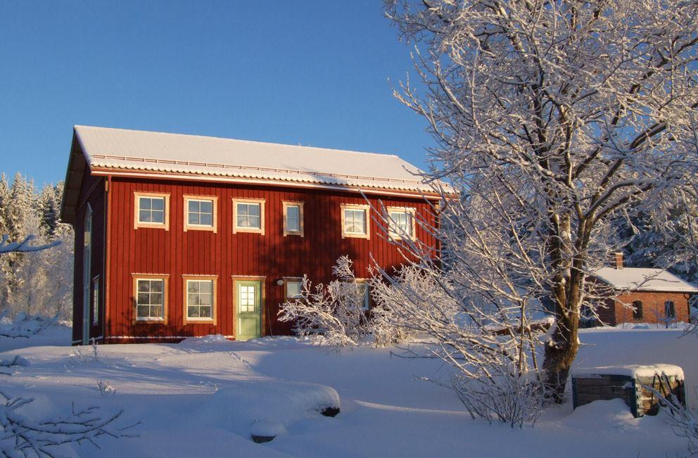 © Allsta Gård, Gården i vinterskrud