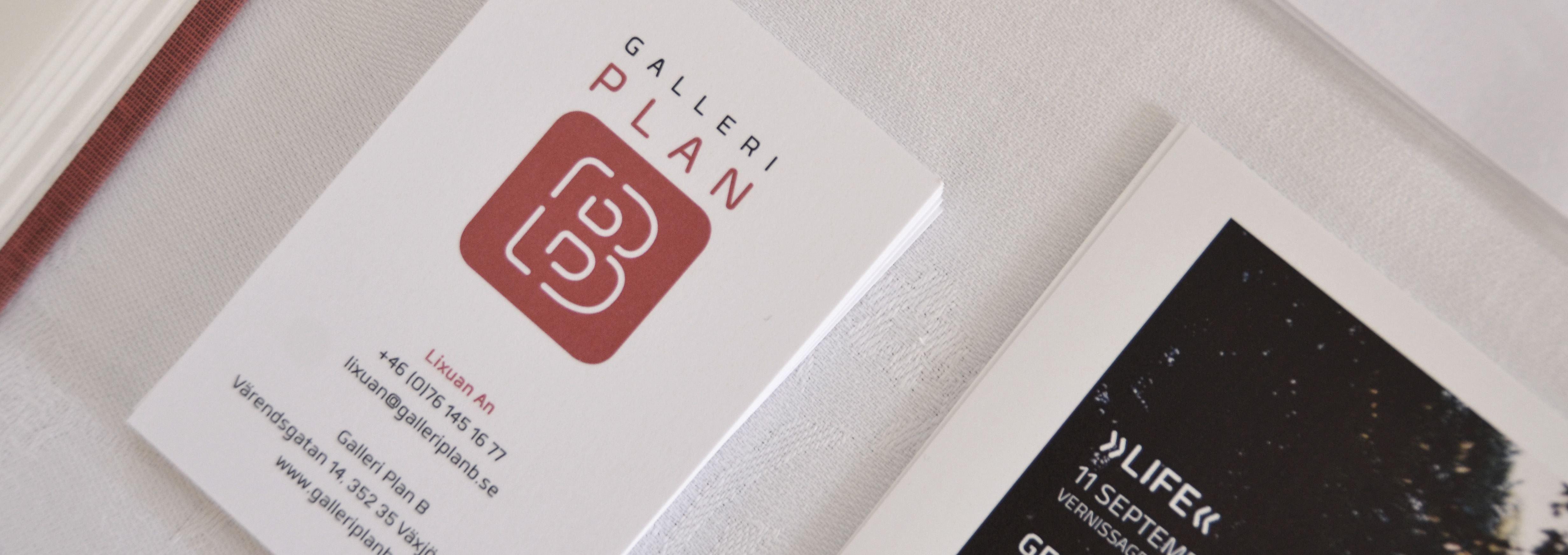 Galleri Plan B