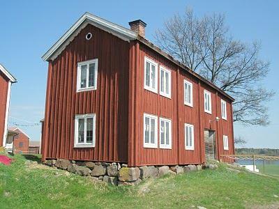Sörhoga - Gårdshus på Hälsingegård/bondgård