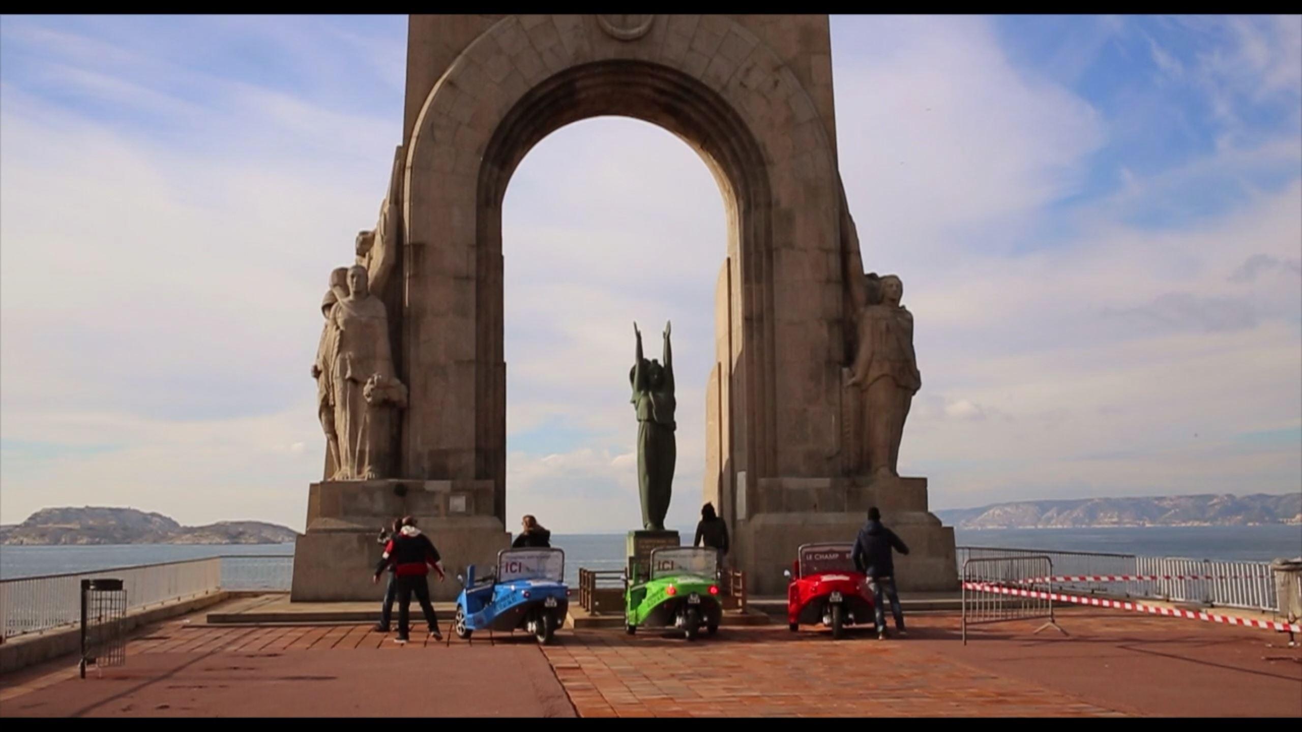 MassiliaCar - CORNICHE TOUR- 2H30
