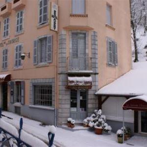 NBH1 - Hôtel tout confort au cœur de Capvern Les Bains
