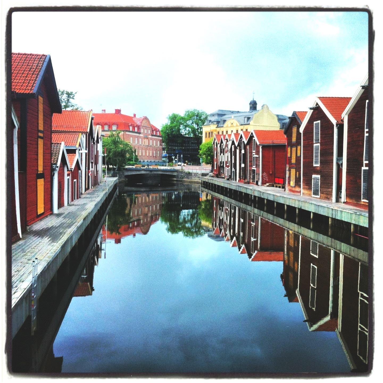 Vävdagar i Hälsingland samarbete med Forsa Folkhögskola