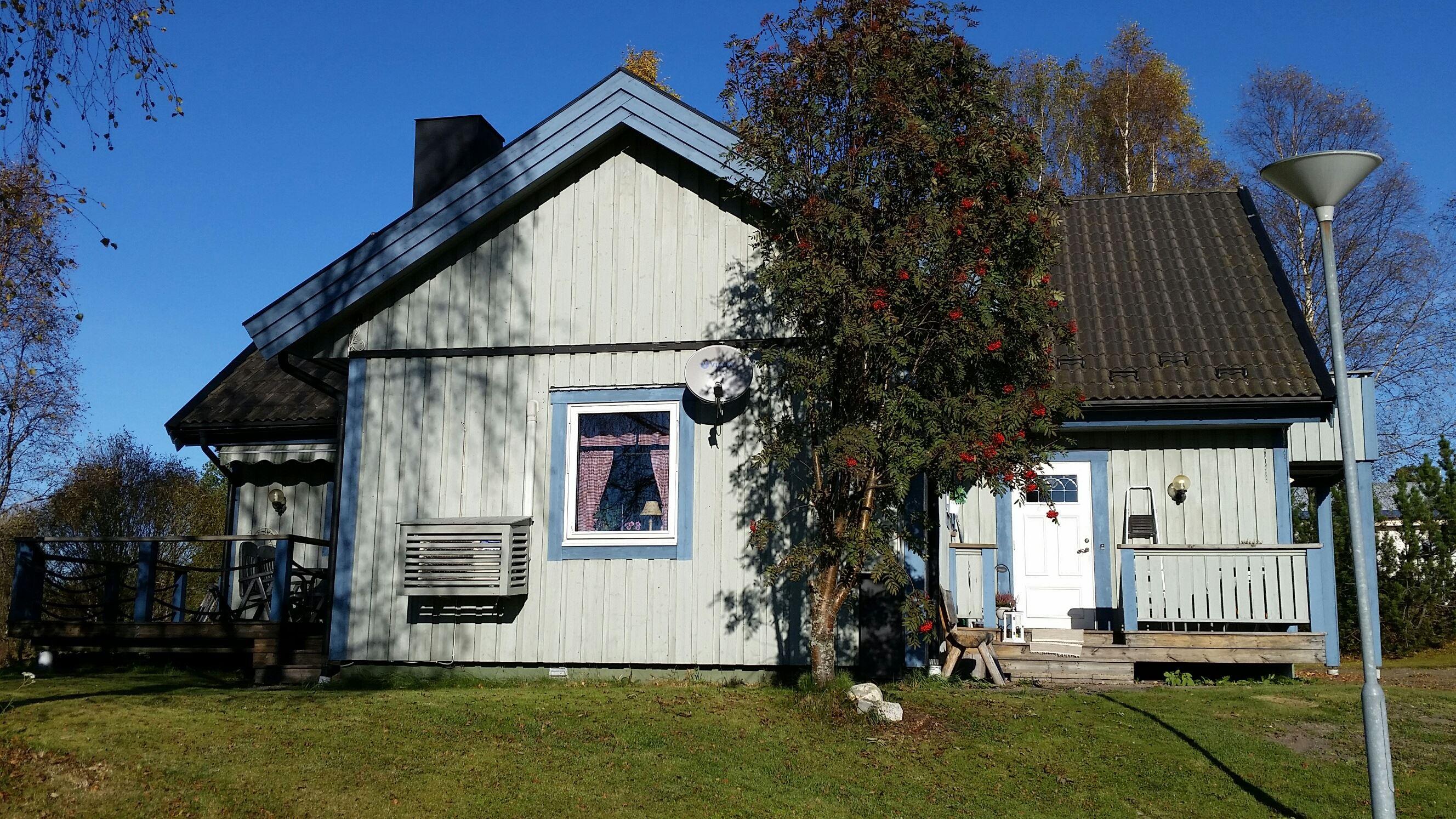 """S2803 Utvik, Ullånger """"Villa Margareta"""""""